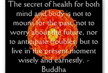 Buddha quote / by vvv one