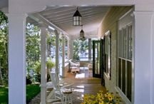 Porch Makeover Project / by Kinsey Rhudy