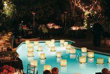 Hochzeitsbeleuchtung