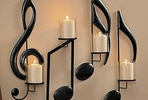 Music decor / Music decor for your home and/or classroom