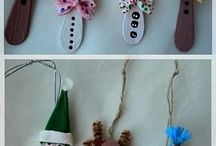 Christmas crafts / by Gail Prettyman