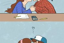 Dipper and Mable