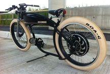 E-Cruisers and E-Stretch Bikes / Bicyles