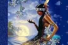 native american ❁ indian
