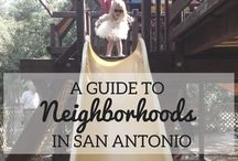 We Love the San Antonio Area! / We are true blue San  Antonians! We built our business here because the San Antonio area is home.  We love our city and the great Texas plains and beautiful Hill Country that surrounds it. Viva SA!