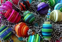 Craft ideas - upcycle: button