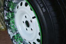 vw t4 vipergreen