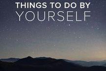 voor jezelf