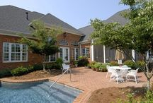 Brick for Pools and Water Features / Landscape design.