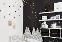 Kids Bedrooms / Now I lay you down to sleep . . . bedroom inspiration for the kids!