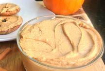 Everything pumpkin / Pumpkin dip