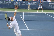 Tennis exercises