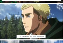 Attack on Titan / Title says all