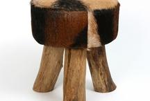 African Furniture: Hide