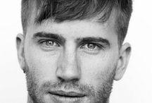 férfi frizurák / férfi frizurák