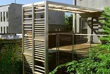 Brooklyn home / Roof deck