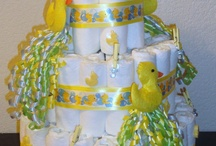 Baby Party Ideas / by Pamela Daiber