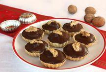 Recepty na drobné pečivo - Cookies recipe / Vianoce či Veľká noc,  čas na rožky, košíčky, linecké, orechové aj maslové pečivo
