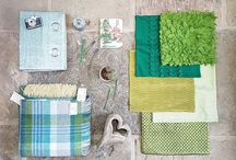 Trends / What's In, What's Not, What's Cool, What's Hot !!   Our specially selected collection of flat lay trend and mood boards to inspire and guide you for your home decor.