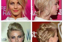 Kort hår - oppsetninger