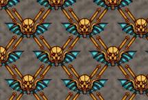 My Fabric Designs.