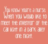 Nursing it's what I do and what I love