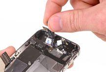 Utskiftning av iPhone 4S frontkamera