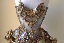 steampunk and fantasy fashions
