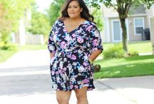 Styled Plus Size Outfits