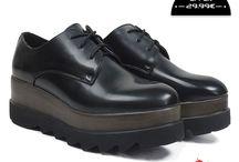 JOSLYN    29.99€ - Γυναικεία δίπατα παπούτσια τύπου ★ oxford ★