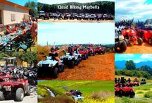 "QUADS MARBELLA / Quad Biking Marbella are the original quad bike tour company in Marbella with 25 years experience, we are offering a real quad bike adventure! Get ready for the ""quad bike adventure!""  We offer more than a Safari Quad Bike Adventure; we offer a fun experience for all."