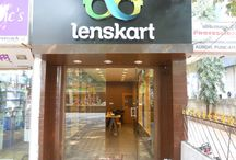 Pune Store / A look at the suave #Lenskart store in #Pune