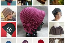 Crochet sombreros