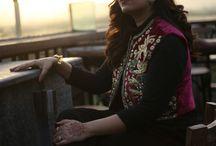 Velvet Jacket / One of the hottest trends this Autumn/Winter is Velvet