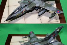 Scale Model Aircraft - Jets