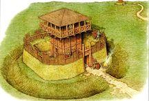 watchtowers & castles