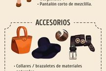 Fashion - tipos de estilo