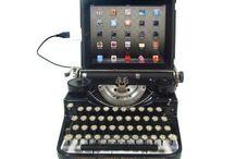 Typewriter / Anciennes machine à écrire