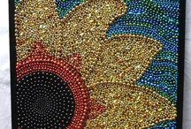 Kyrel / Glass beads