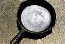 Kitchen / Cast iron