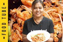 Food - Asian dish recipes