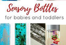 Senzorial bottles