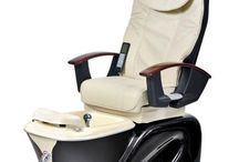 Siena pedi. spa chair / Pedicure is considered an effective method of therapy, which helps improve the feet and toenails.  Pedicure helps to protect the feet from getting any type of nail disorders or nail infection.