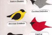 Cards - StampinUp Bird Builder