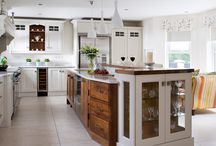 Modern Classic Kitchen Private Residence, Magherafelt, Co Derry / Greenhill Modern Classic Kitchen