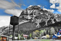 My Mountain Panorama Photography / Panoramas that I took in Canada's Rocky Mountains
