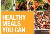 Receitas saudáveis