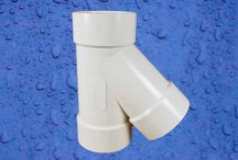 Pipe and PVC Fittings