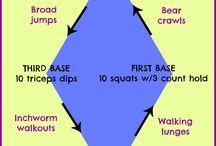 Baseball workouts