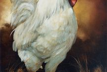 CHICKENS / by Carol Turner